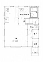 塩津町借家(B棟)