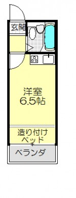 間取り(Aタイプ)